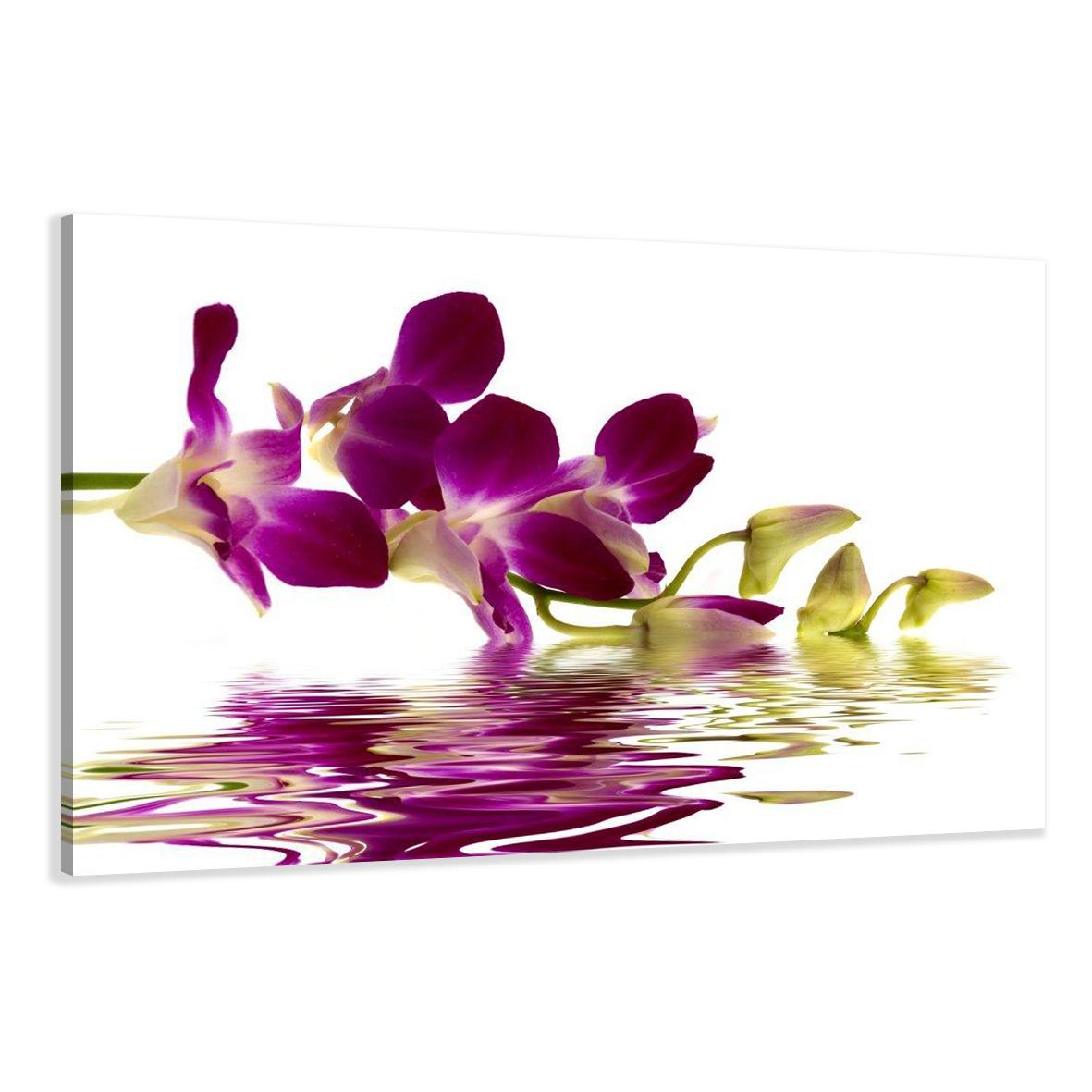 bilder auf rahmen gespannt 80x60 cm einteilig kunstdrucke marke visario 1574 d2 ebay. Black Bedroom Furniture Sets. Home Design Ideas