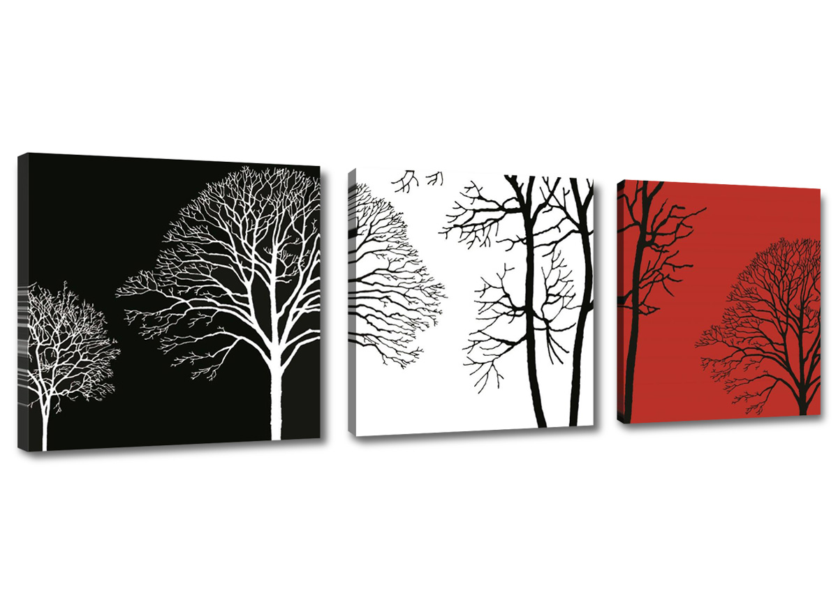 Pictures on canvas different designs 59 39 39 x 20 39 39 3 parts for Quadri moderni ikea