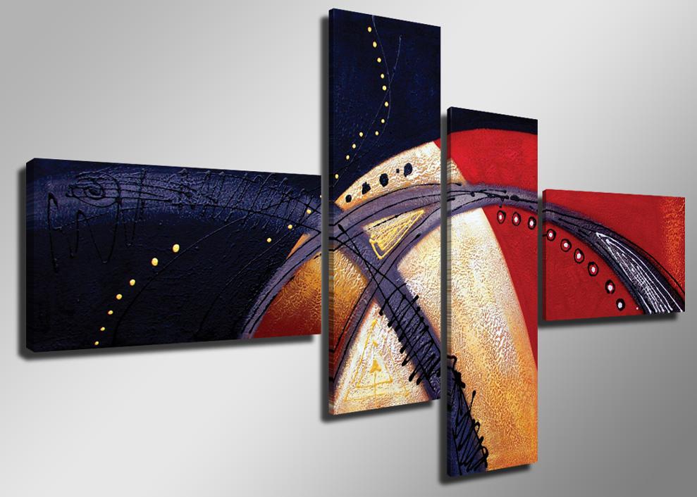 leinwand wandbilder verschiedene bilder motive 160 x 70 cm vierteilig 1582 c1 ebay. Black Bedroom Furniture Sets. Home Design Ideas