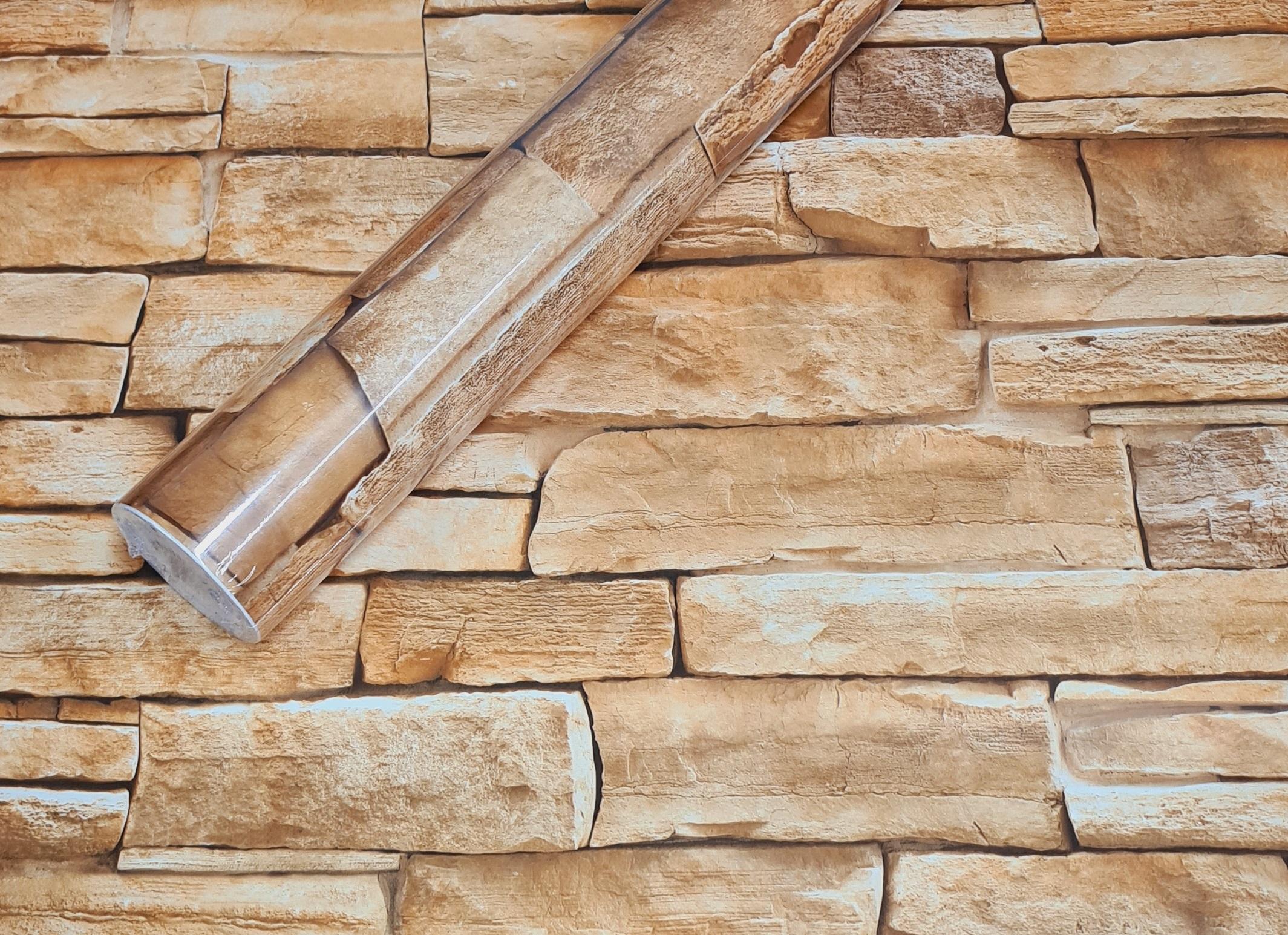 folien selbstklebend 10m x45cm folie steinotik natur und