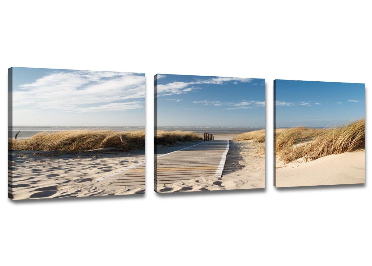 leinwand wandbilder bild ostsee nordsee verschiedene gr en kunstdruck 1530 c1 ebay. Black Bedroom Furniture Sets. Home Design Ideas